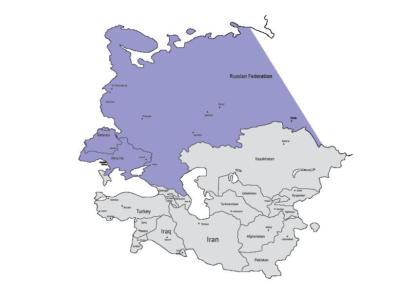 Mappe-RussiaBielorussia
