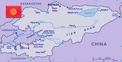 Map_Kyrgyzstan