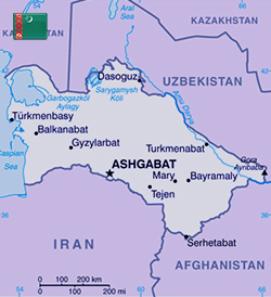 Map_Turkmenistan