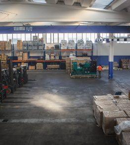 Warehouse Milano(Customs Bonded)