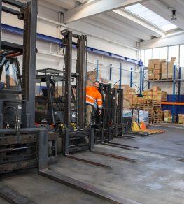 Forklift up to 7000kg