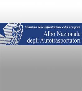 Membro Approvato dell'Albo Autotrasportatori abilitato all'autotrasporto Internazionale conto terzi